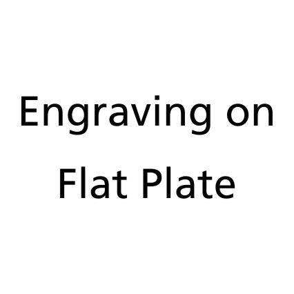 Flat Plate Engraving Service - Bracknell Engraving & Trophy Services