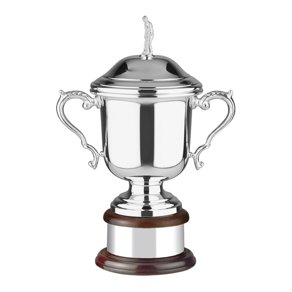 The Wentworth Cup - Bracknell Engraving & Trophy Services