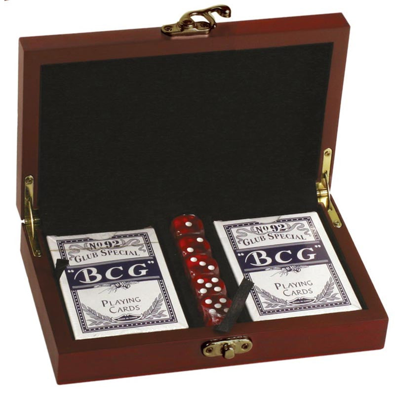 Card and Dice Set - Bracknell Engraving & Trophy Services