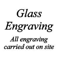 Glass Engraving Service - Bracknell Engraving & Trophy Services
