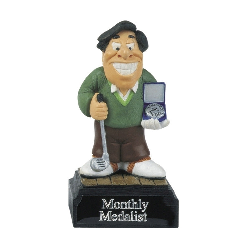 Everyday Hero Monthly Medal Winner - Bracknell Engraving & Trophy Services