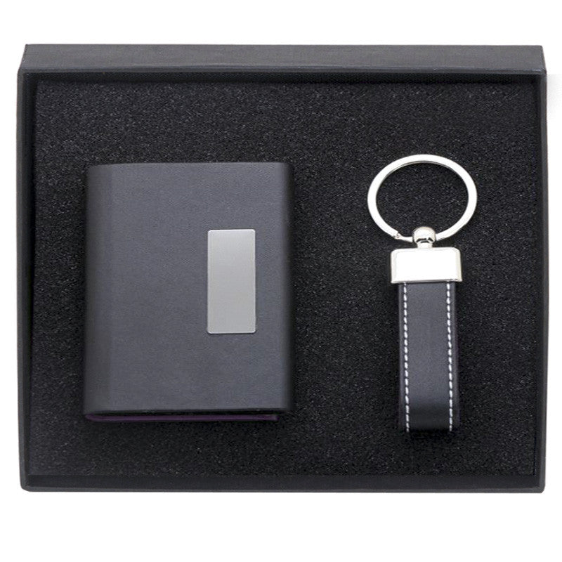 KF038 Card Case and Key Ring