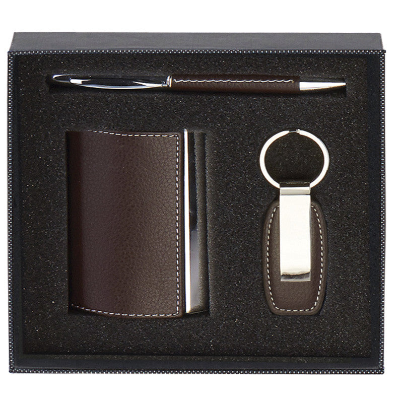 KF039 Card Case, Pen and Key Ring