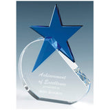 Aquamarine Star Awards - Bracknell Engraving & Trophy Services