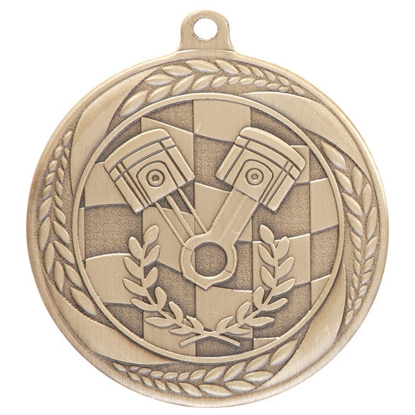 Typhoon Motorsport Medal