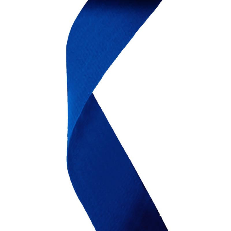 Blue Medal Ribbon - Bracknell Engraving & Trophy Services
