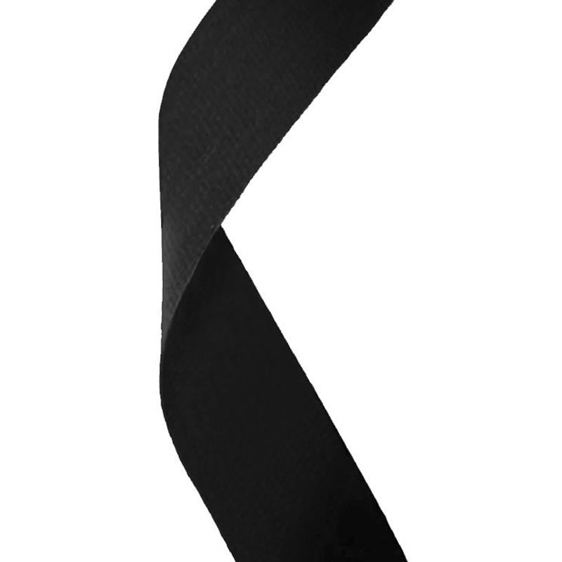 Black Medal Ribbon