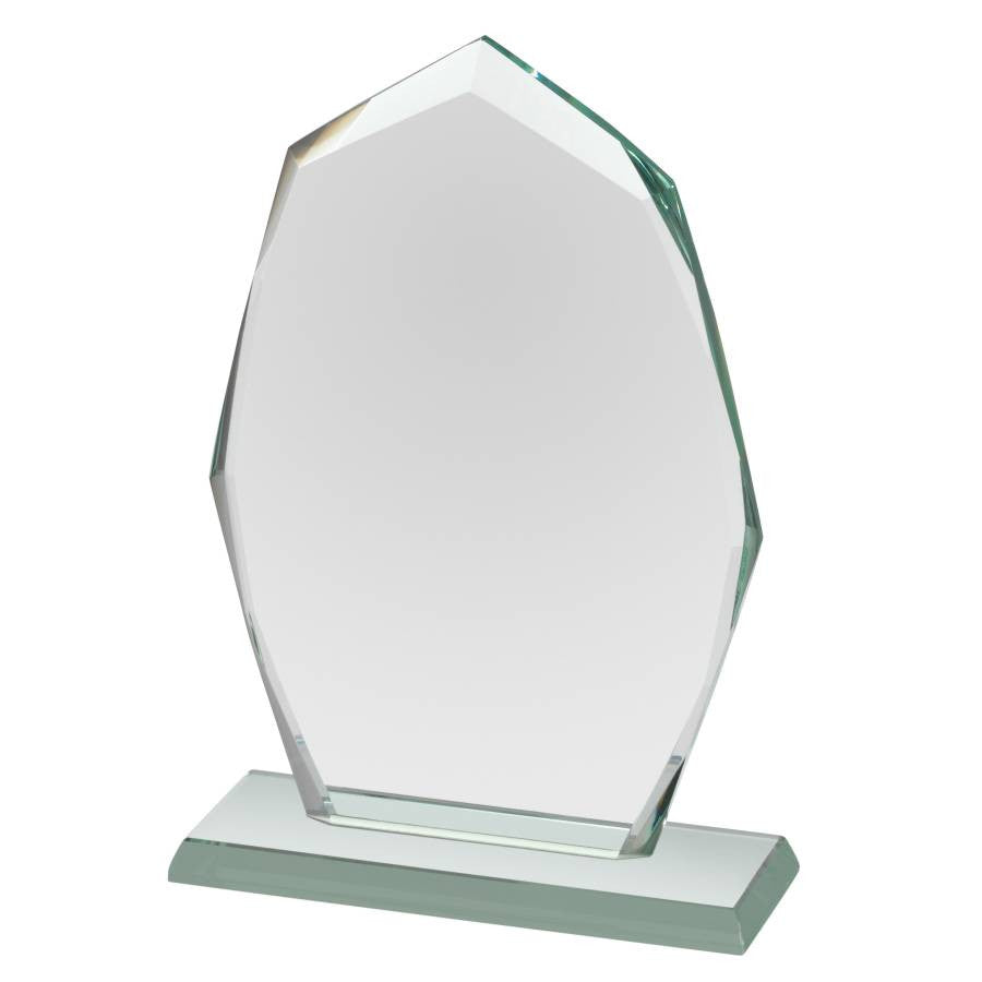 NTC006 Jade Glass Award - Bracknell Engraving & Trophy Services