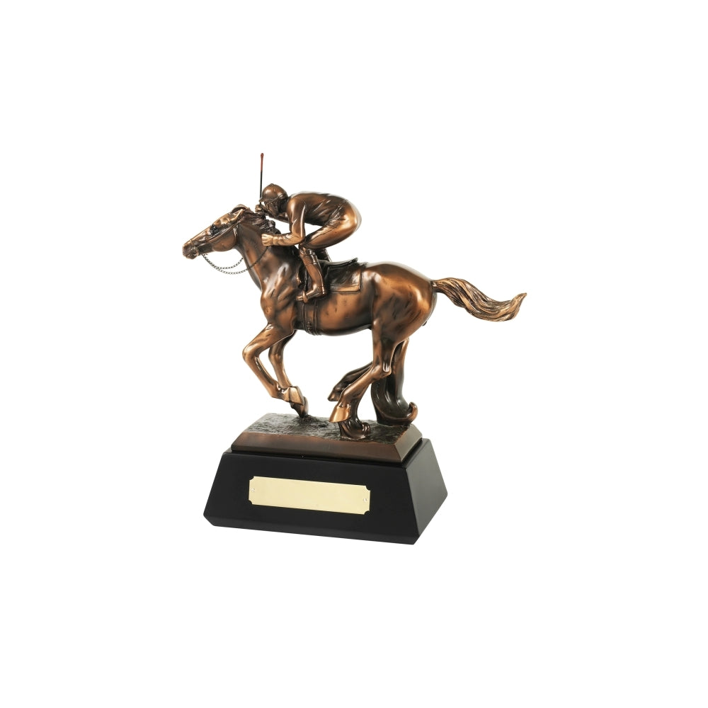 Horse & Jockey Award - Bracknell Engraving & Trophy Services