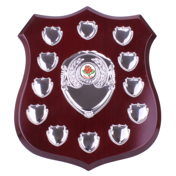 Illustrious Presentation Shield - Bracknell Engraving & Trophy Services