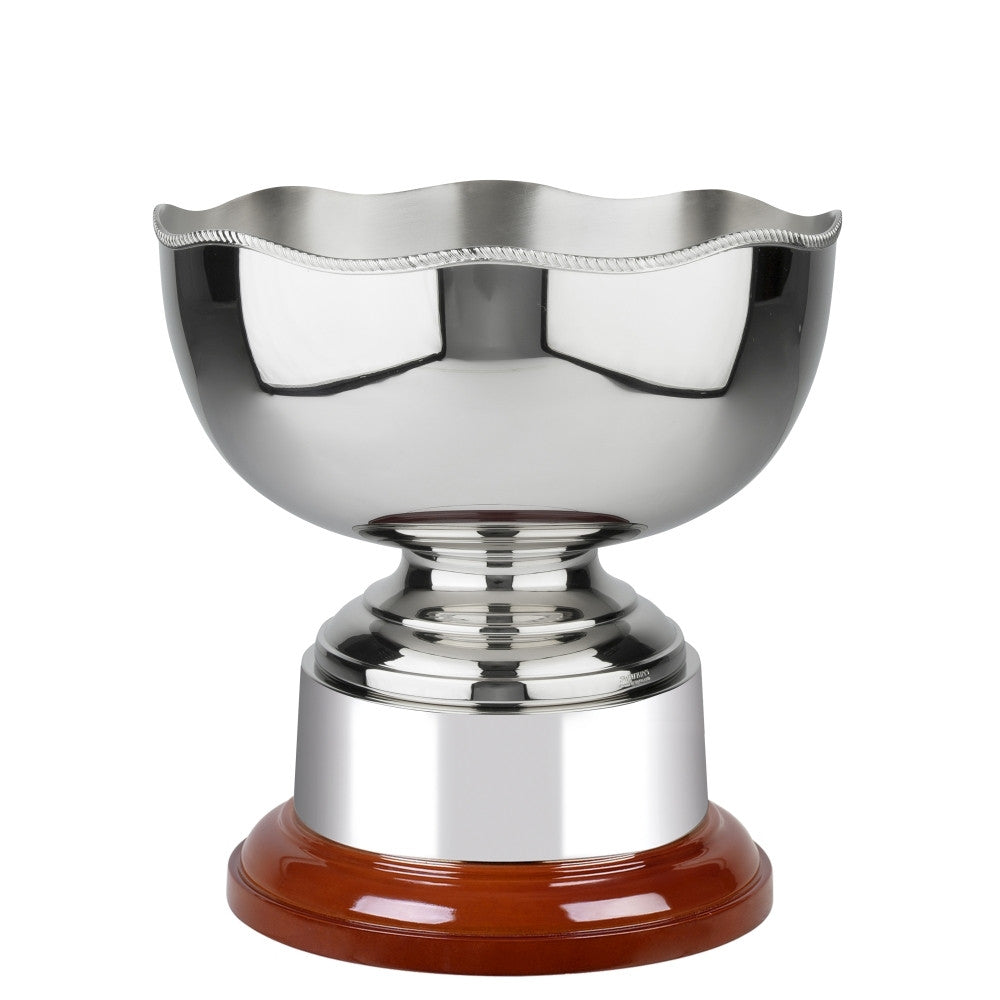 Pentagon Bowl - Bracknell Engraving & Trophy Services