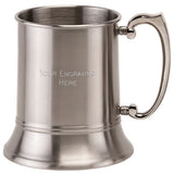Satin Finish Tankard - Bracknell Engraving & Trophy Services