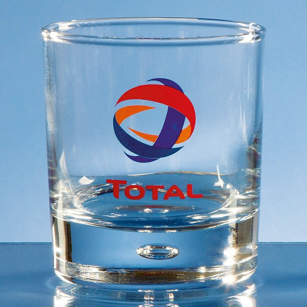 Bubble Base Whisky Tumbler - Bracknell Engraving & Trophy Services