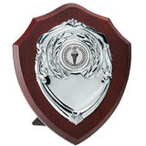 Triumph Silver Shield - Bracknell Engraving & Trophy Services