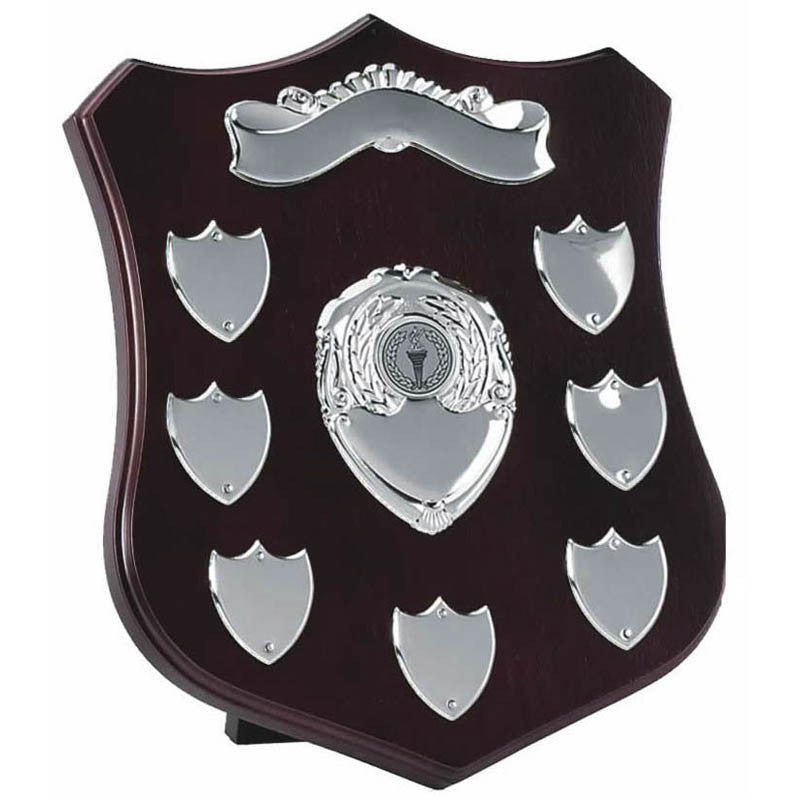 W30G Silver Annual Record Shield