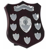 W30G Silver Annual Record Shield - Bracknell Engraving & Trophy Services