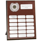 W513 Westminster Self Standing Plaque - Bracknell Engraving & Trophy Services