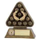 A1269 Snooker/Pool Trophy - Bracknell Engraving & Trophy Services