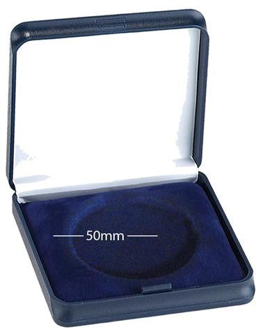 AM037 Luxury Plastic Medal Box - Bracknell Engraving & Trophy Services