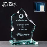 Flame Rock Tablet - Bracknell Engraving & Trophy Services