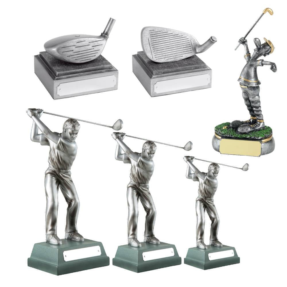 Golf Trophy Pack A