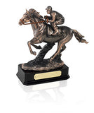 Horse Racing Figure - Bracknell Engraving & Trophy Services
