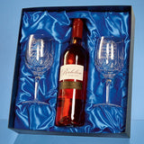 Wine Presention Gift Box - Bracknell Engraving & Trophy Services