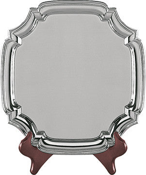 S7 Square Chippendale Tray - Bracknell Engraving & Trophy Services