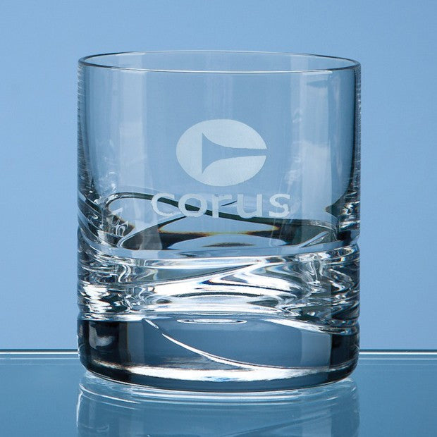 Verona Crystalite Whisky Tumbler - Bracknell Engraving & Trophy Services