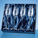 Diamante Champagne Flutes (Set of 4) - Bracknell Engraving & Trophy Services
