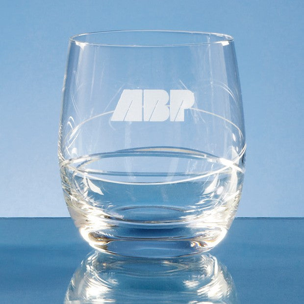 Orbital Crystalite Whisky Tumbler - Bracknell Engraving & Trophy Services