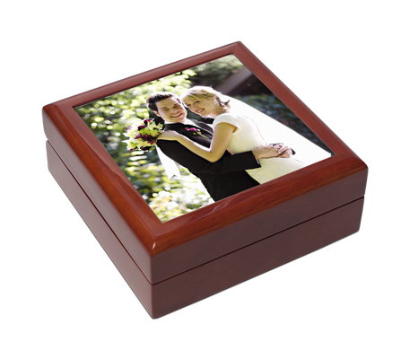 Square Keepsake Box - Bracknell Engraving & Trophy Services