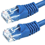 20FT Cat6 550MHz UTP Ethernet Network Cable - Blue