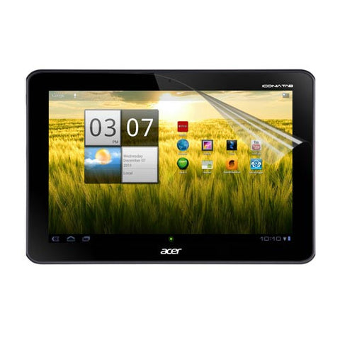 Skque® Clear Screen Protector for Acer Iconia A200