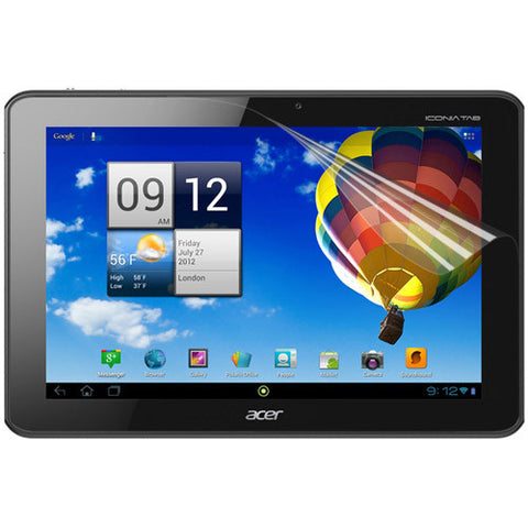 Skque® Anti Scratch Screen Protector for Acer Iconia Tab A510 A700