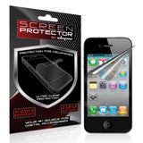 iPhone 4 Screen protector,Skque® Apple iPhone 4G Anti Glare Screen protector