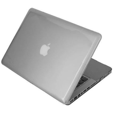 Skque Clear Hard Plastic Crystal Case for Apple MacBook Pro 13.3 OLD Version and (Mar-2015) Newest Version
