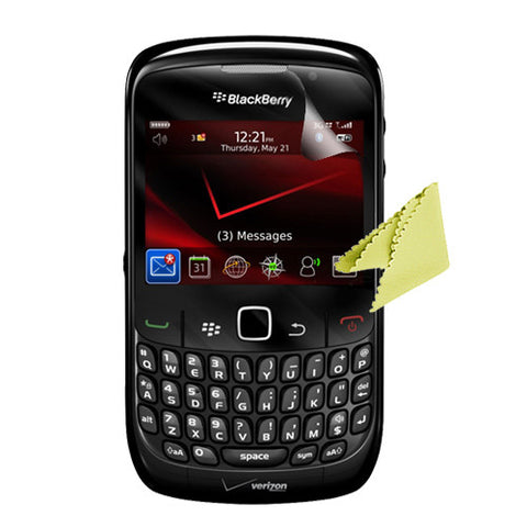 Skque Screen Protector Guard For Blackberry 8520 8530 [Electronics]