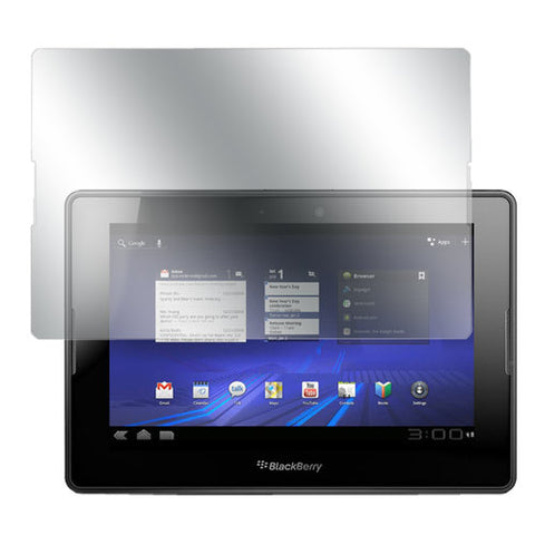 Skque Clear Screen Protector Guard For BlackBerry Playbook Tablet
