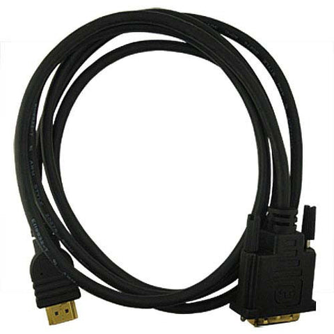 Skque 6 Feet HDMI To DVI Cable