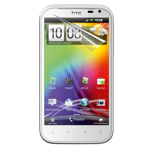 Skque Anti Scratch Screen Protector for HTC Sensation XL