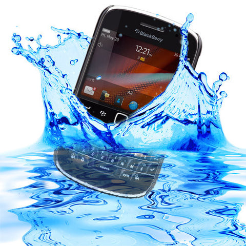Skque Waterproof Skin Case Bag Pouch for Blackberry Bold 9900