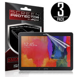 Skque® Anti Glare Screen Protector for Samsung Galaxy Tab Pro 10.1 / Note 10.1 2014 Edition (Pack of 3)[Life time replacement]