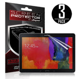 Skque® 3 Pcs Anti Scratch Screen Protector for Samsung Galaxy Tab Pro 10.1