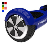 "Skque® 6"" Hoverboard with LED - (The Original)"