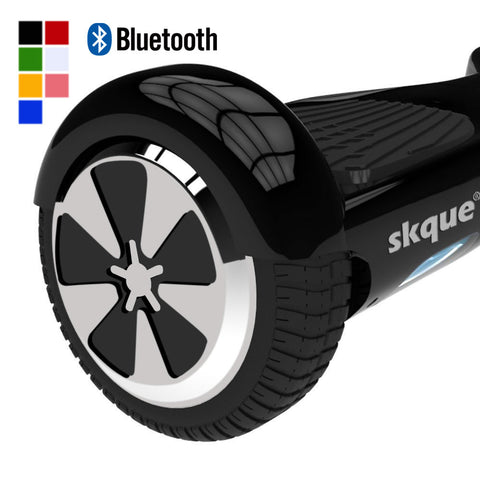 "Skque® 6.5"" Hoverboard Two Wheel Self Balancing Scooter Electric w/ Speaker"