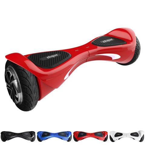 "Skque® 8"" Hoverboard with LED - (The Arrival)"
