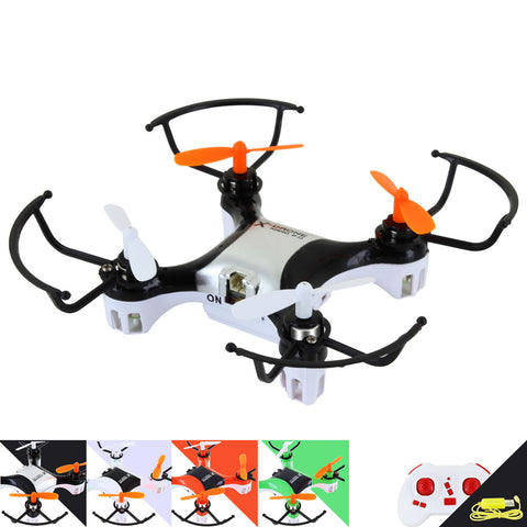 Skque® 2.4GHz 4 Channel 6 Axis RC Remote Control Quadcopter Drone