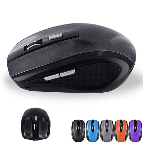 Skque® 2.4Ghz Wireless Rechargeable Mouse
