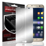 Skque® Mirror Screen Protector for Samsung Galaxy S7, 1 Pack